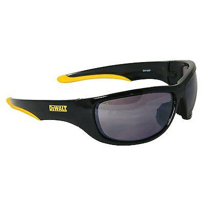 DeWalt DPG94-6C Dominator Safety Glasses, Silver Mirror Lens