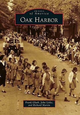 Oak Harbor by Frank Gluth (English) Paperback Book Free Shipping!