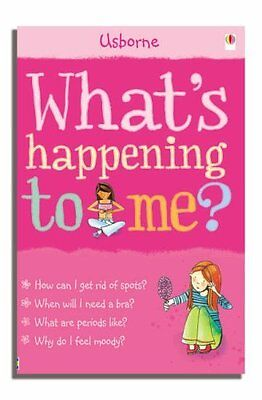Whats Happening to Me? (Girls Edition) ( by Susan Meredith New Paperback Book