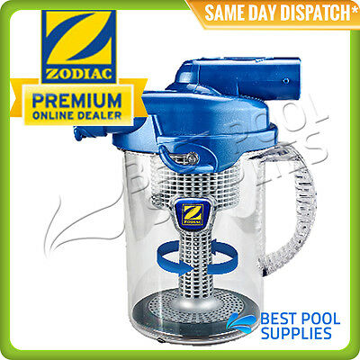 Zodiac Cyclonic Leaf Catcher / Leaf Eater / Inline Canister For Pool Cleaner
