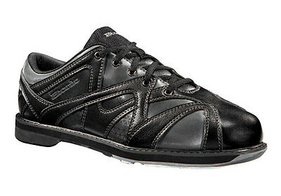 New Mens Etonic Strike 300 Black Bowling Shoes Right Hand WIDE
