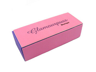 Glamourpuss Boutique Professional Nail Buffer Block Shiner Manicure Gel Art Cure