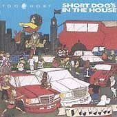 CD TOO SHORT  SHORT DOG'S IN THE HOUSE 1990 FIRST PRESS (pa) EXPLICIT RAP ##READ
