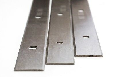 260mm Planer knives Cobalt-HS 18% Inc.VAT 3 PACK, Replacement for HAMMER- S701S5