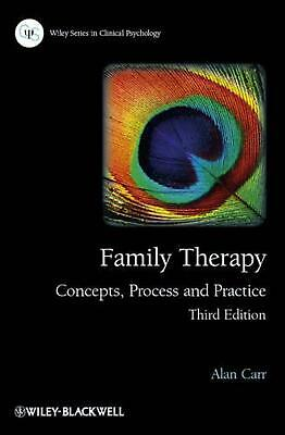Family Therapy: Concepts, Process and Practice by Alan Carr (English) Paperback