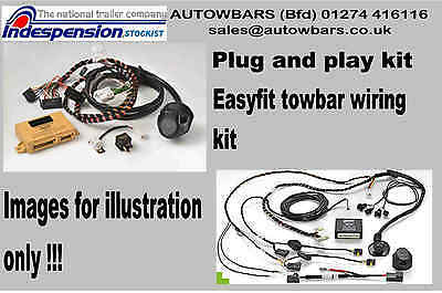 LAND ROVER FREELANDER 2  DEDICATED PLUG & PLAY TOWBAR WIRING KIT EASY FIT