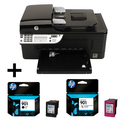 HP Officejet 4500 All in One Drucker - G510n CN547A Drucker Kopierer Wlan USB