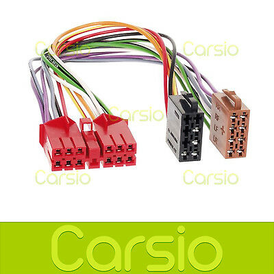 RENAULT CLIO 91-92 ISO Wiring Harness Connector Stereo Radio Adaptor on fiat clio, my clio, jdm clio, voiture clio, how much new clio, novo clio, renaultsport clio, atlas v clio, menu clio,