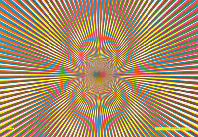 PSYCHEDELIC POSTER FREE SHIPPING RC41 Q BIRTH OF LIGHTNING