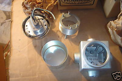 Hubbell Hbl24310 Explosion Proof Receptacle Unused