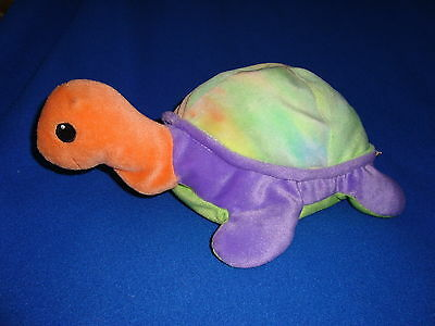 """1998 Ty Pillow Pals Turtle 13""""  long"""