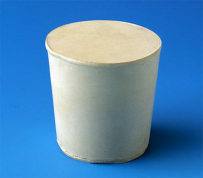 Grey-blue Rubber Bung Stopper No.8