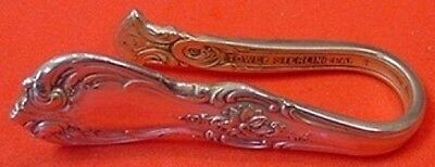 Old Master by Towle Sterling Silver Napkin Clip Custom Made 2 1/4""