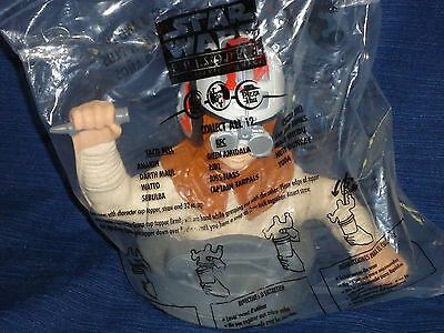 NEW 1999 STAR WARS Episode 1 Anakin Viewer Taco Bell/KFC/Pizza Hut Cup Topper