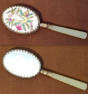 Hand Mirrors Vanity Perfume Amp Shaving Collectibles