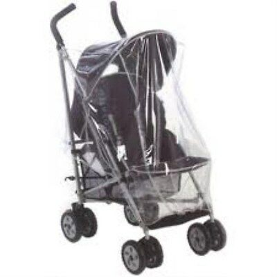New Universal Replacement Raincover to fit Joie Nitro stroller /  Pushchair