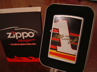 Martin Truex Jr Big Side Number #1 Nascar Zippo Lighter Mint In Box
