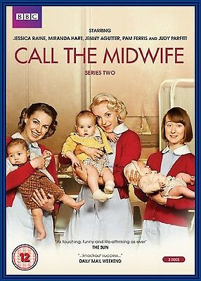Call The Midwife - Complete Series 2   ***brand New Dvd ***