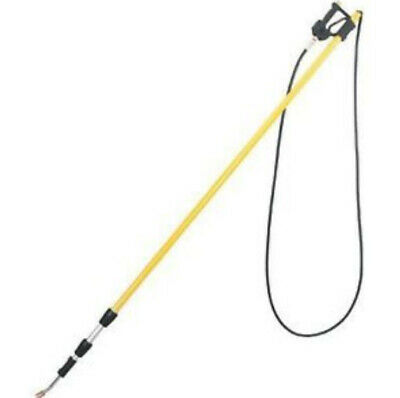 PRESSURE WASHER WAND Telescoping - Coml - 6 to 18 Ft - up to 4,000 PSI & 8 GPM