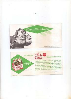 COCA-COLA COUPON FOR A FREE 6-PACK REGULAR SIZE FROM PIQUA COCA-COLA CHRISTMAS