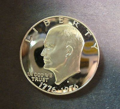 1976-S PROOF TYPE TWO BICENTENNIAL EISENHOWER DEEP CAMEO ALL VARIETIES AVAILABLE