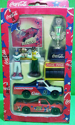 Coca Cola Race Set  Coca Cola Cup Edocar