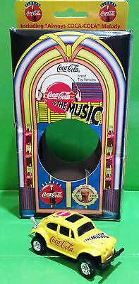 Coca Cola Macchinetta Cj 1 Buggy Music Coca Cola 1997