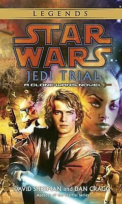 Jedi Trial: Star Wars: A Clone Wars Novel by Dan Cragg (English) Mass Market Pap