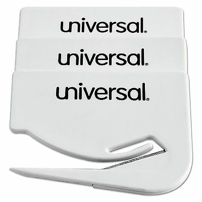 Universal Hand Letter Opener - 3 count - 3 pack