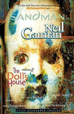 The Sandman Vol. 2: The Doll's House (New Edition): New Edition by Neil Gaiman (