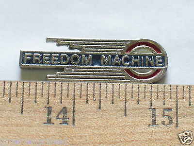 Frredom Machine Motorcycle Pin (#489)