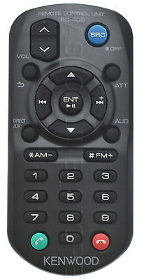 Kenwood Kdc-X597 Kdcx597 Genuine Remote Control *ships Same Day* Rc-406