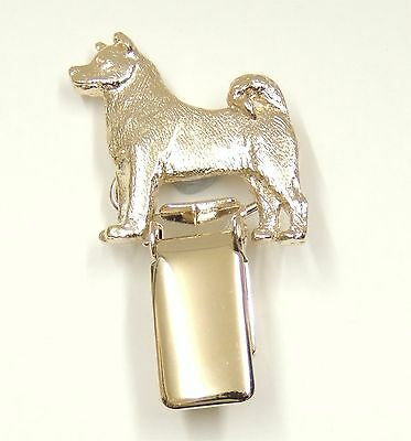 Akita Show Ring Clip/Number Holder