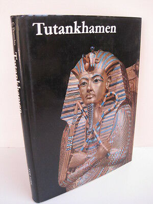 Tutankhamen: Life and Death of a Pharaoh  by Christiane Desroches-Noblecourt