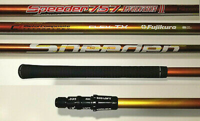 Taylor Made Fujikura Fit On X 79g Driver Shaft fit RBZ 1, R11 R9 R11S+TP or non