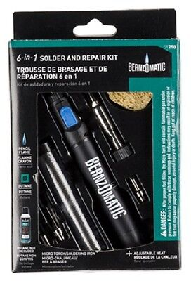 Worthington Micro Torch Kit, Refillable Precision Needle Point Flame Torch