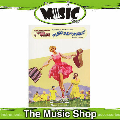 New EZ Play #76 The Sound of Music Piano Music Book -  Easy Play - E-Z Play