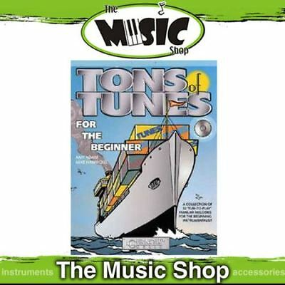 New Tons of Tunes for The Beginner Music Book for Alto Saxophone with CD