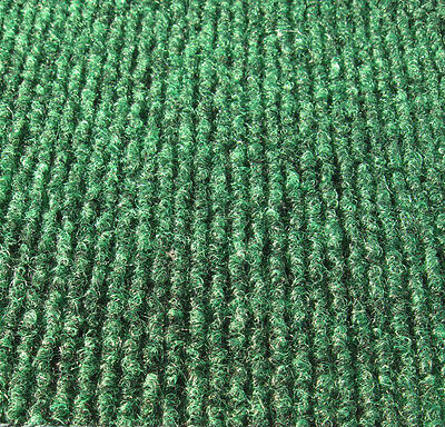 Green Indoor Outdoor Area Rug Marine Backing Carpet Many Sizes UNBOUND