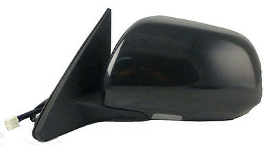 2008-2012 Toyota Highlander New Left/Driver Side View Door Mirror w/Puddle Light