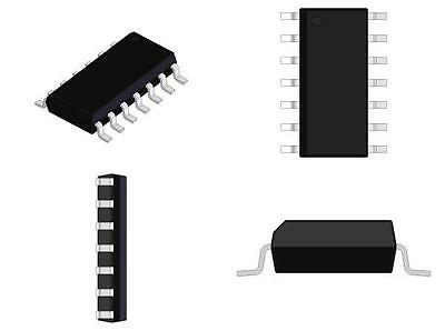 ST MICRO M74HC27RM13TR IC GATE NOR TRIPLE 3-INP 14-PIN SOIC NEW QTY-50