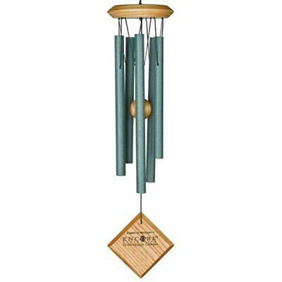 Woodstock Wind Chime Verdigris Chimes of Mercury SMALL Rust Proof Encore