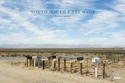 North South East West by Richard Benson (English) Hardcover Book Free Shipping!