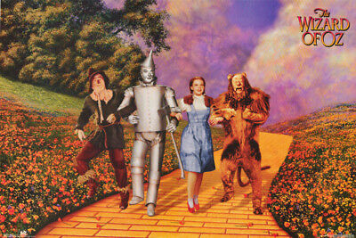 Poster : Movie Repro: The Wizard Of Oz  - Free Shipping  #24-806 Rw22 U