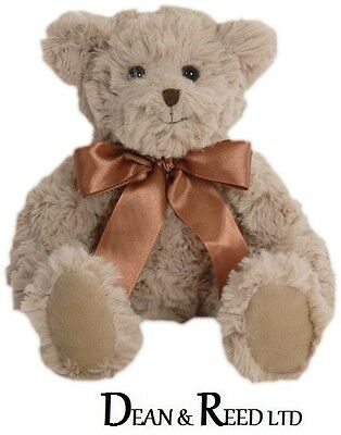 """Bears From The Past Small 7.5"""" Leo Teddy Bear-Soft Toy by Suki Plush/Beanie"""