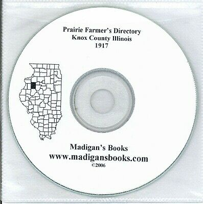 Knox Co Illinois Galesburg IL genealogy directory history