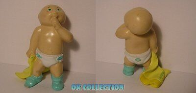 CABBAGE PATCH KIDS - BABY YELLOW BLANKET (1984) - personaggio pvc 6 cm (14)