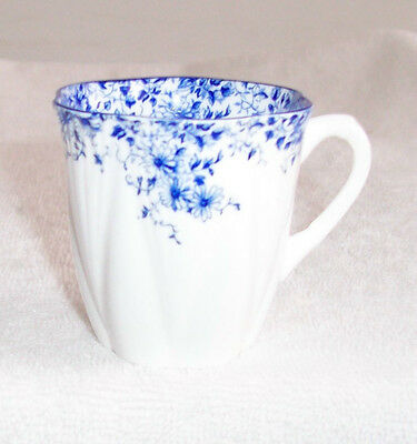 """Shelley """"Dainty Blue"""" Demitasse Cup ONLY"""
