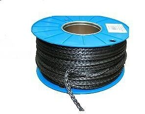 10mm x 200Mtr Hi-Spec Cable Pulling Winch Rope 12 Plait 8200Kg Break