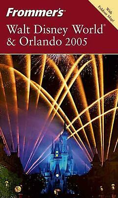 Frommer's Walt Disney World and Orlando by Laura Lea Miller (English) Paperback